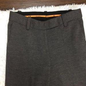 Tory Burch Pants - Tory Burch Brown Wool Knit Bootcut Office Pants